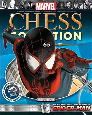 Marvel Chess Collection (UK) 65-A
