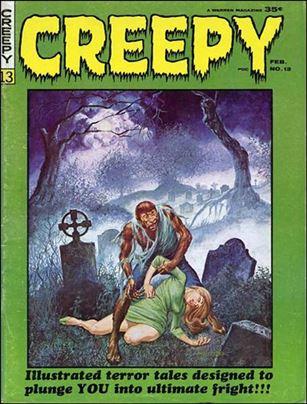 Creepy 13-A