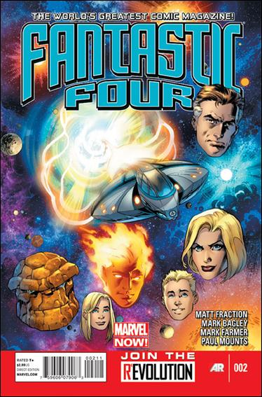Fantastic Four (2013) 2-A by Marvel
