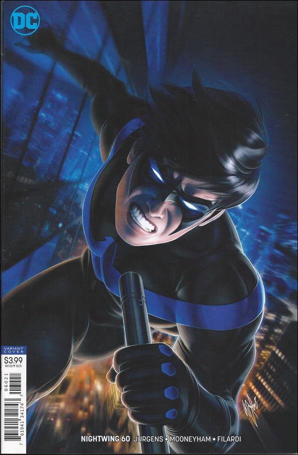 Nightwing (2016) 60-B by DC