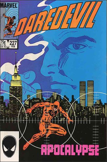 Daredevil (1964) 227-A by Marvel