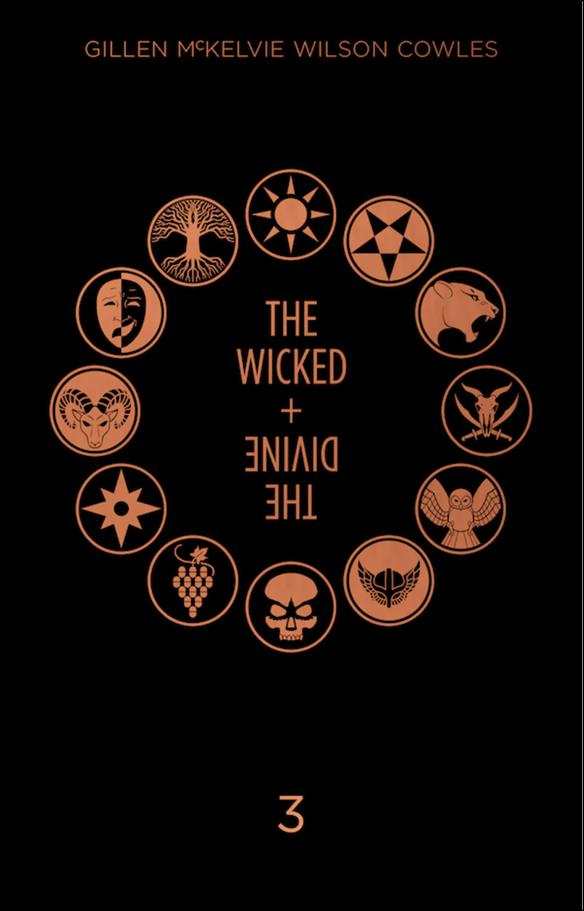 Wicked + the Divine 3-A by Image
