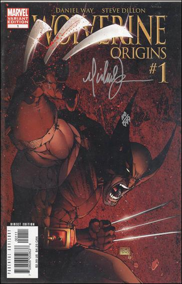 Wolverine: Origins 1-G by Marvel