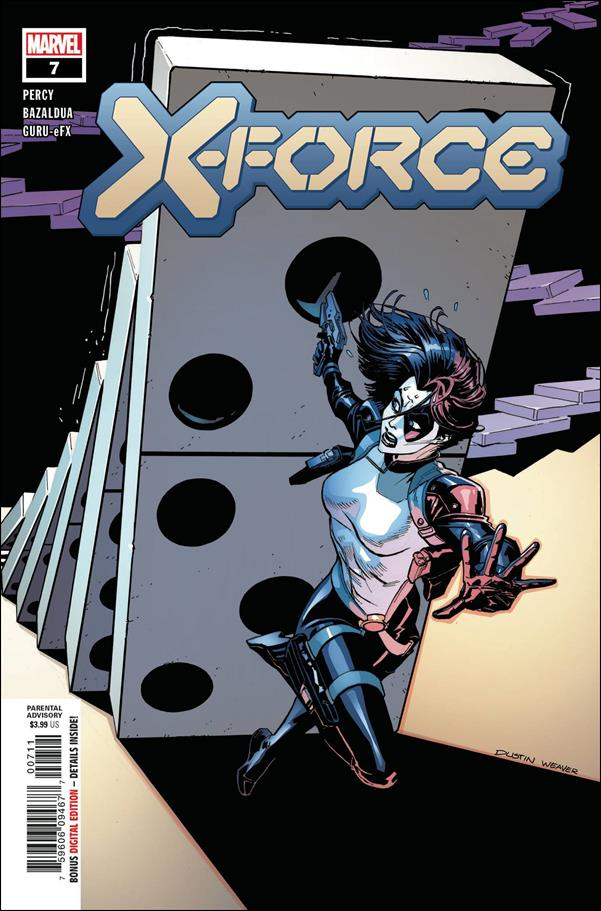 X-Force (2020) 7-A by Marvel