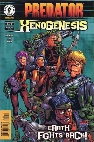 Predator: Xenogenesis 1-A by Dark Horse