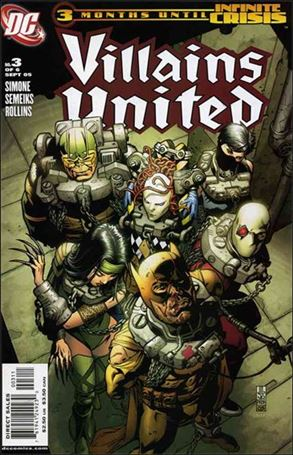 Villains United 3-A