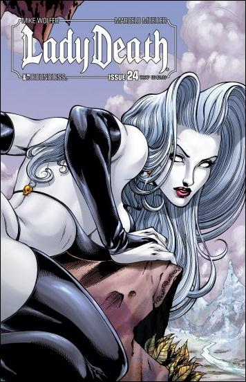 Lady Death (2010) 24-B by Boundless Comics