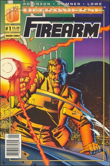 Firearm 1-E by Malibu