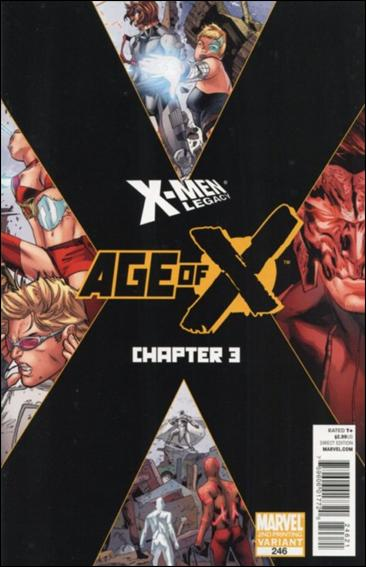 X-Men Legacy (2008) 246-B by Marvel