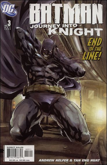 Batman: Journey into Knight 3-A by DC