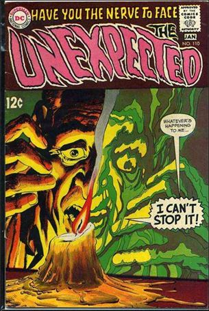 Unexpected (1968) 110-A