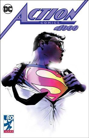 Action Comics (1938) 1000-KE