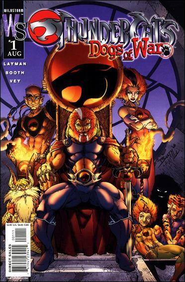 ThunderCats: Dogs of War 1-A by WildStorm