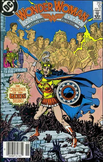 Wonder Woman (1987) 10-B by DC