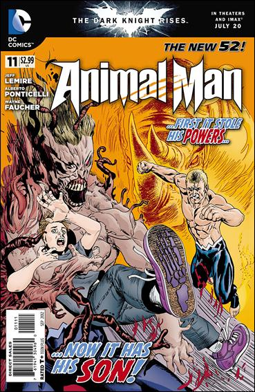 Animal Man (2011) 11-A by DC