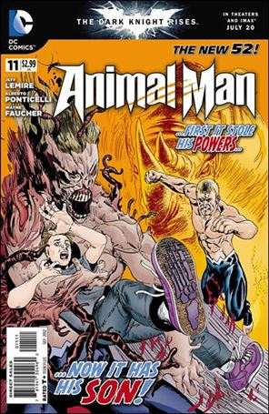 Animal Man (2011) 11-A
