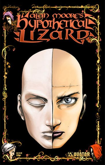 Alan Moore's Hypothetical Lizard 1-A by Avatar Press