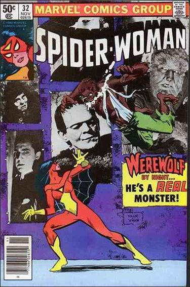 Spider-Woman (1978) 32-A by Marvel