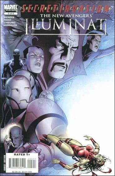 New Avengers: Illuminati (2007) 5-A by Marvel