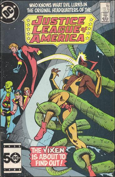 Justice League of America (1960) 247-A by DC