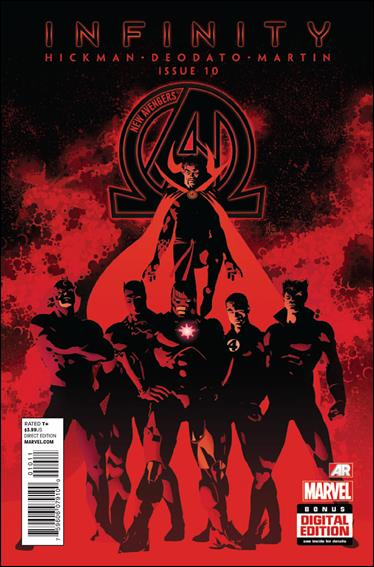 New Avengers (2013) 10-A by Marvel