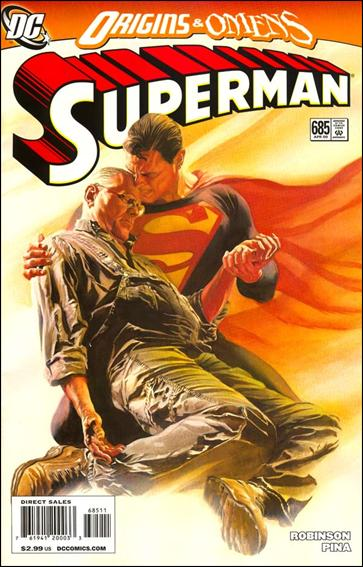 Superman (1939) 685-A by DC