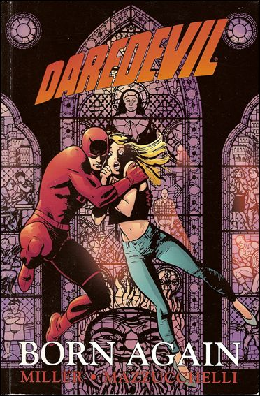 Daredevil: Born Again 1-E by Marvel