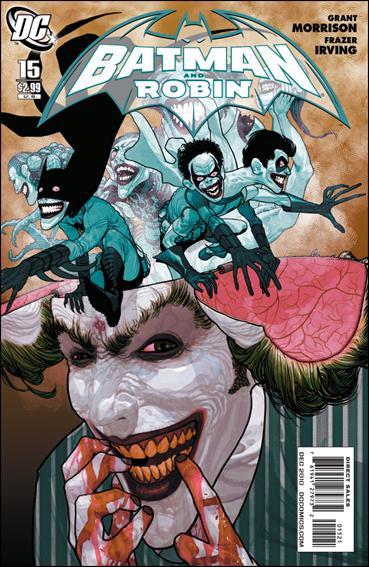 Batman and Robin (2009) 15-B by DC