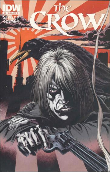 Crow: Death and Rebirth 1-B by IDW