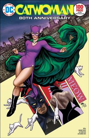 Catwoman 80th Anniversary 100-Page Super Spectacular 1-E