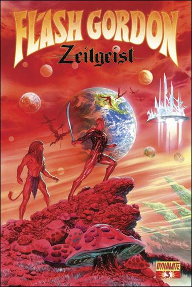 Flash Gordon: Zeitgeist 3-A by Dynamite Entertainment