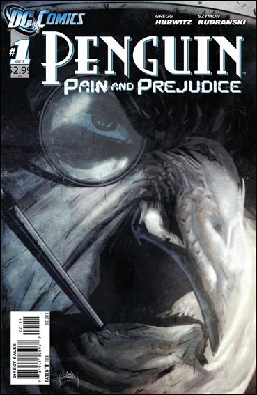 Penguin: Pain and Prejudice 1-A by DC