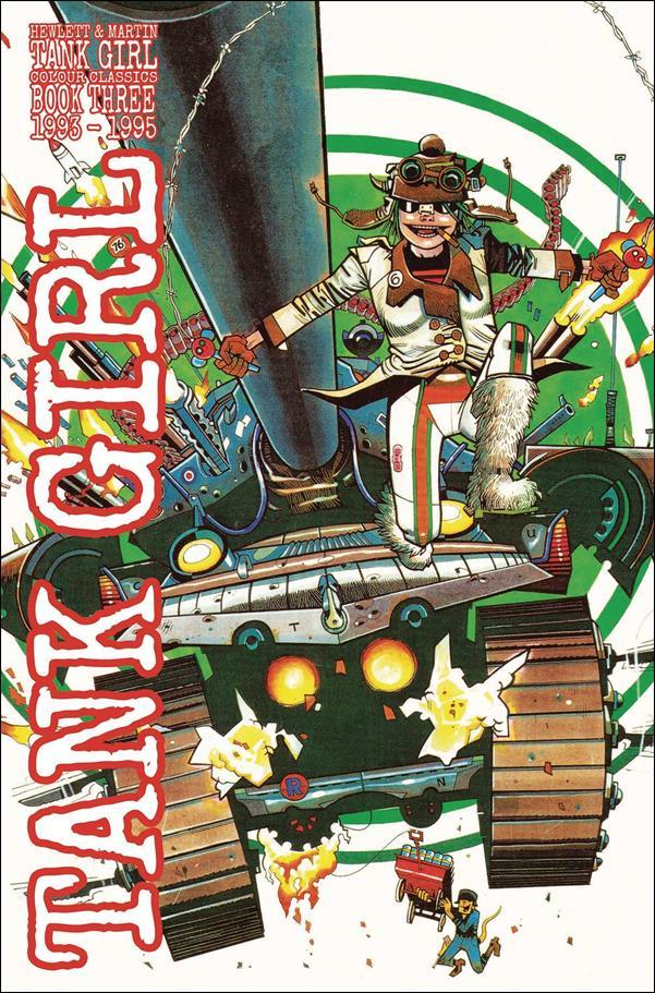 Tank Girl Colour Classics 3-A by Titan
