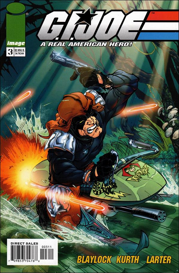 G.I. Joe (2001) 3-A by Devil's Due