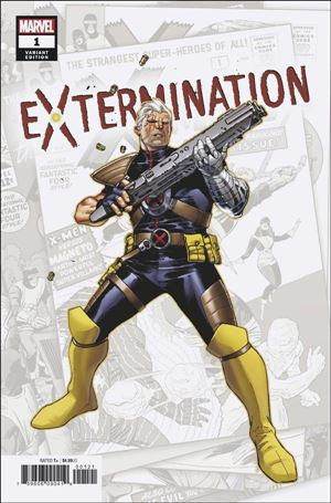 Extermination (2018) 1-B
