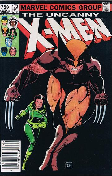 Uncanny X-Men (1981) 173-B by Marvel