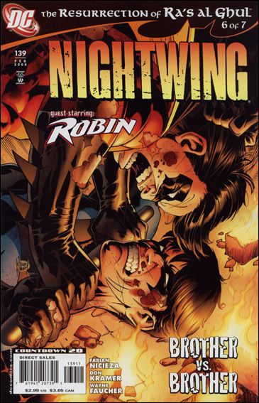 Nightwing (1996) 139-A by DC