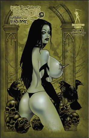 Tarot: Witch of the Black Rose 91-C