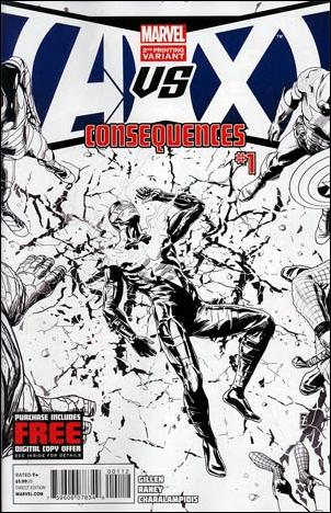 AvX: Consequences 1-C by Marvel