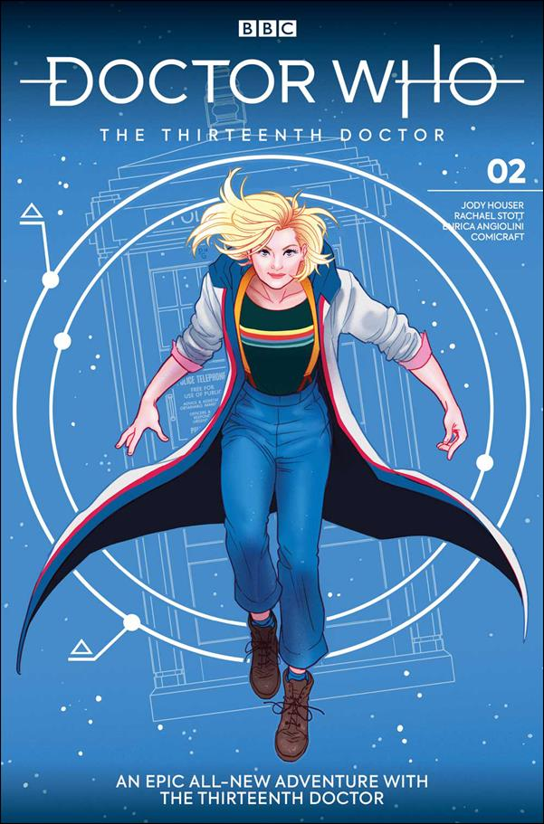 Doctor Who: The Thirteenth Doctor 2-A by Titan