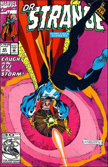 Doctor Strange, Sorcerer Supreme 43-A by Marvel
