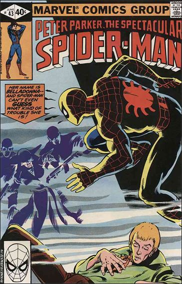 Spectacular Spider-Man (1976) 43-A by Marvel