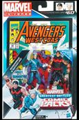 Marvel Universe: Marvel's Greatest Battles (Comic-Packs) Wonder Man and Quicksilver