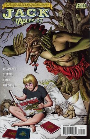 Jack of Fables 27-A