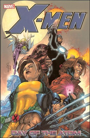 X-Men: Day of the Atom nn-A by Marvel