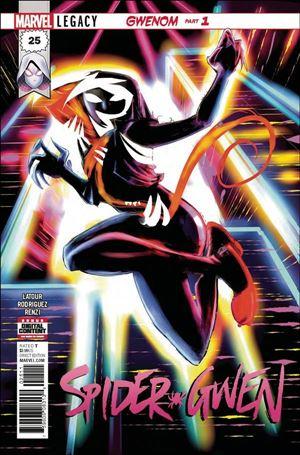 Spider-Gwen (2015/12) 25-A