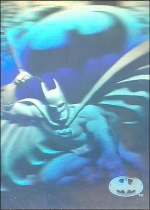 Batman Holo Series (Base Set) 18-A
