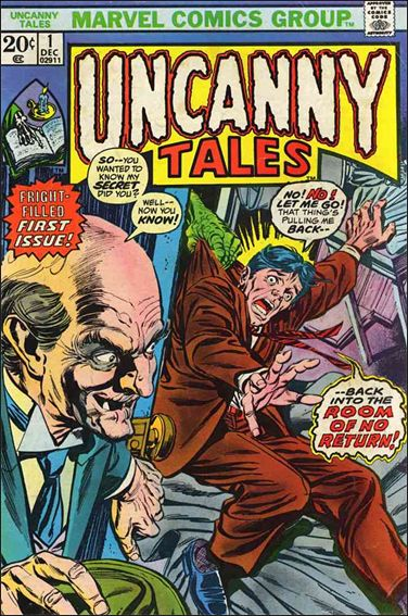 Uncanny Tales (1973) 1-A by Marvel