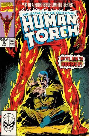 Saga of the Original Human Torch 3-A