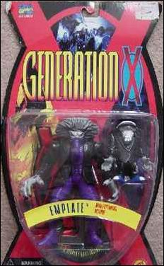 X-Men (Generation X) Emplate by Toy Biz